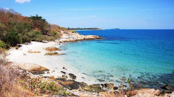 Пляжи Самет