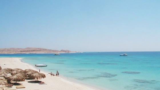 Пляжи Хургады на фото
