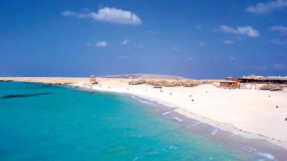 Пляжи Хургады фото