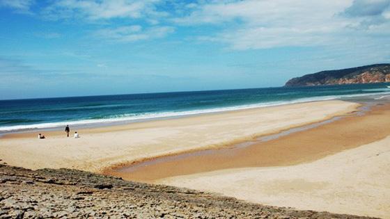Пляж Guincho