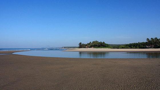 пляж Ашвем