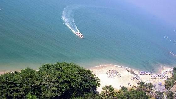 пляж отеля Адриатик