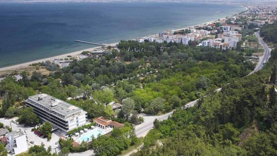 Пляж Agia Triada