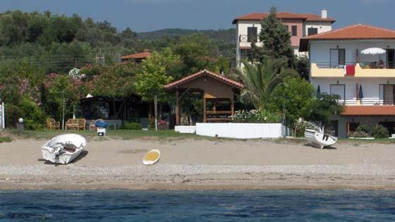 Пляж Nea Michaniona