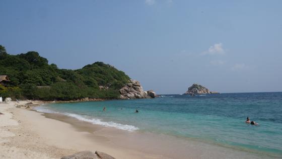 Daeng beach