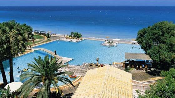 Отели Родоса с песчаным пляжем