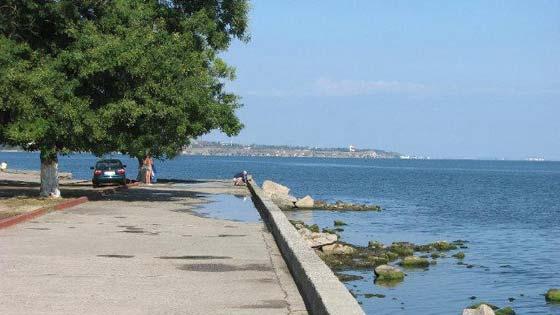 Пляж Утинка