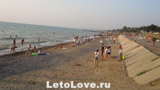Пляжи поселка Песчаное
