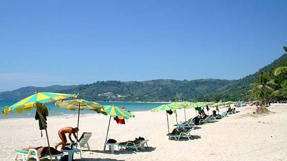 Отдых на пляже Патонг