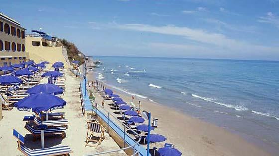 La Spiaggia Torre Astura