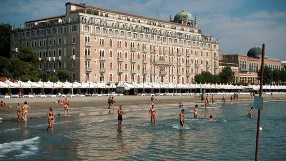 Пляжи Венеции