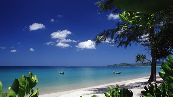Пляж Банг Тао Таиланд