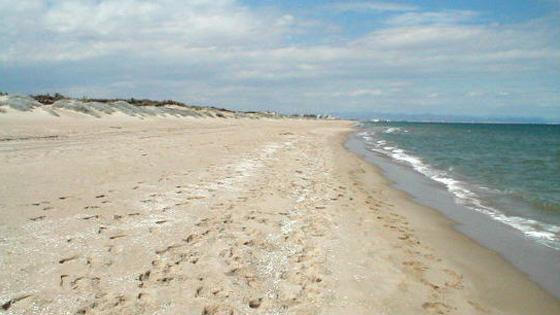 Пляж La Devesa