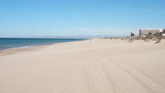 Пляж El Saler