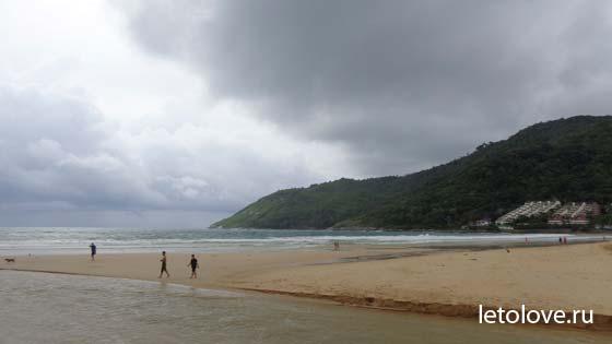 Пляж Nai Harn