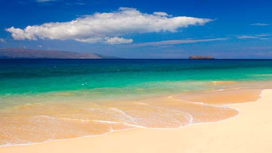 Океан пляж