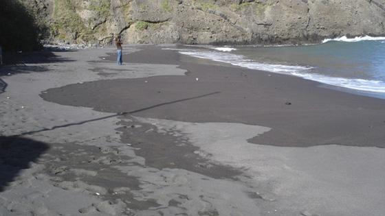 Praia da Lagoa Porto da Cruz