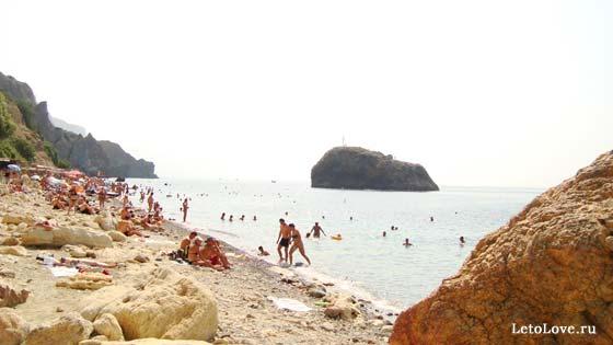 Яшмовый пляж - Севастополь