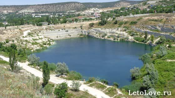 Озеро Святого Климента