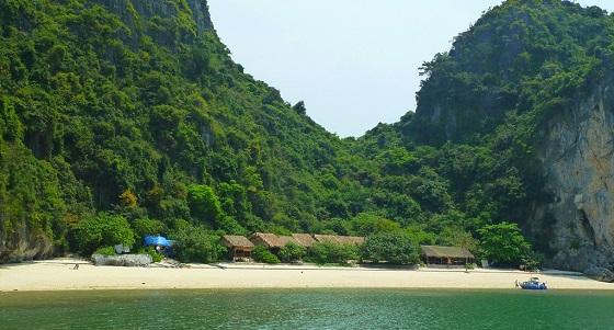 пляж Нгок Вынг