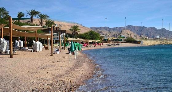 пляж Dekel
