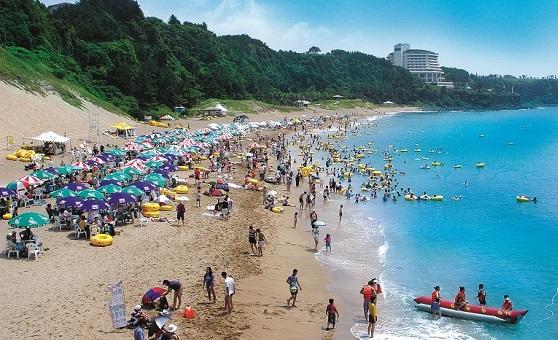 Пляж Чунмун